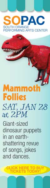 Mammoth Follies, South Orange Performing Arts Center, NJ
